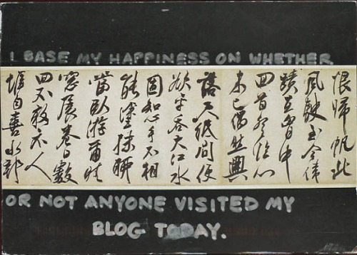 Bloghappiness